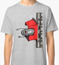 Litecoin Rollercoaster Guy Classic T-Shirt