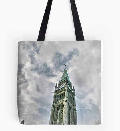 clock hart Tote Bag