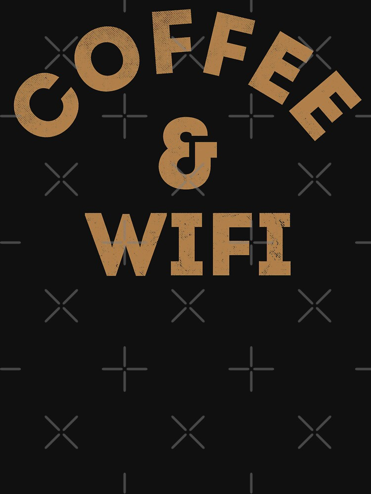 Coffee and Wifi by melvtec