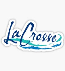 La Crosse Sticker