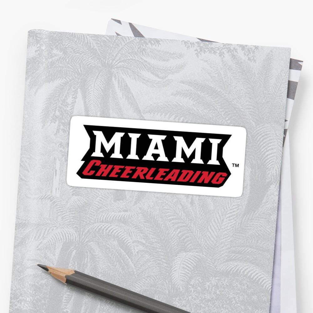 Miami Cheer by Jordan Corral