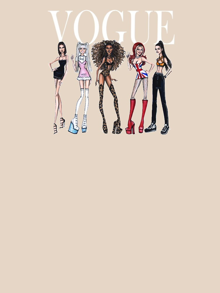 SPICE GIRLS by dalrey