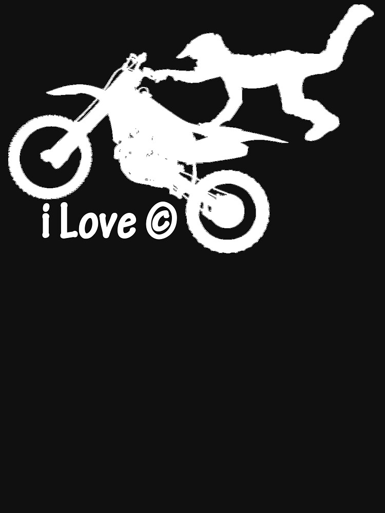 iLove Motorbikes by Wishyouget