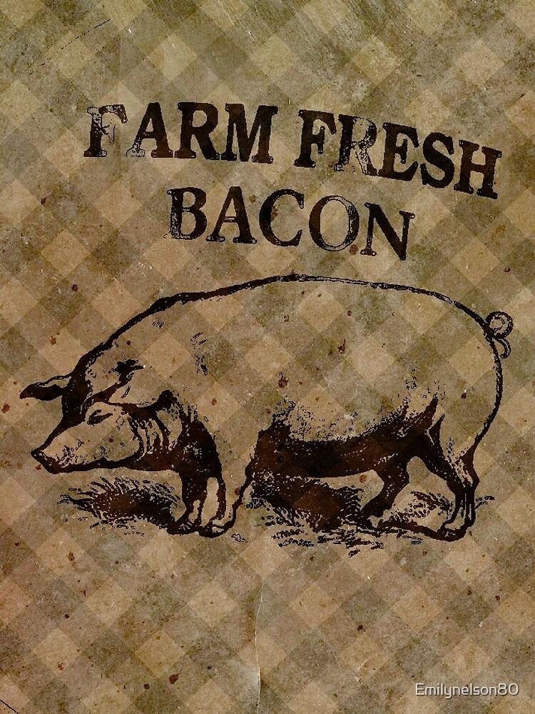 Farm fresh pig by Emilynelson80