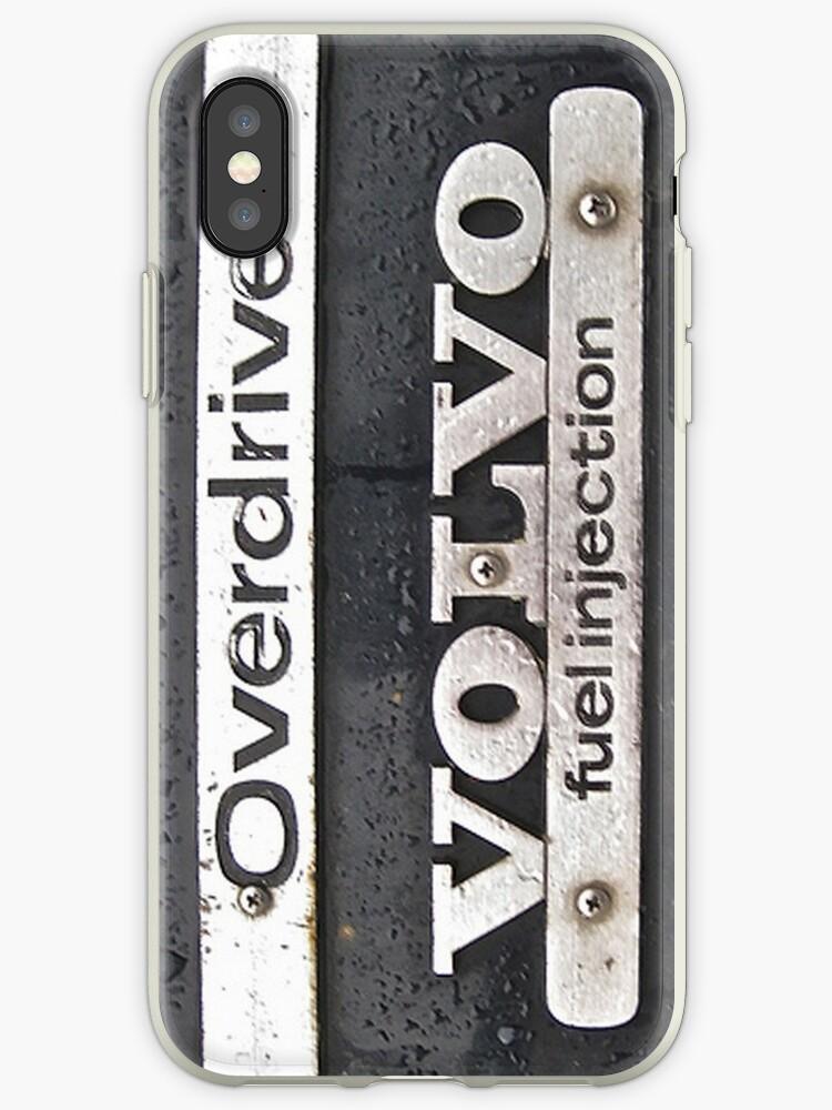 Overdrive Volvo Fuel Injection Logo by FrankBlackburn