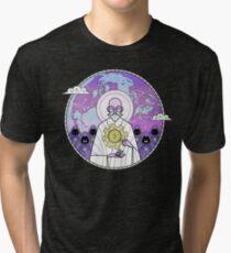 Bitcoin Zen Tri-blend T-Shirt