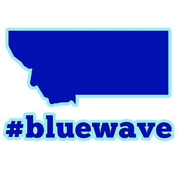 Blue Wave (Montana) by TVsauce