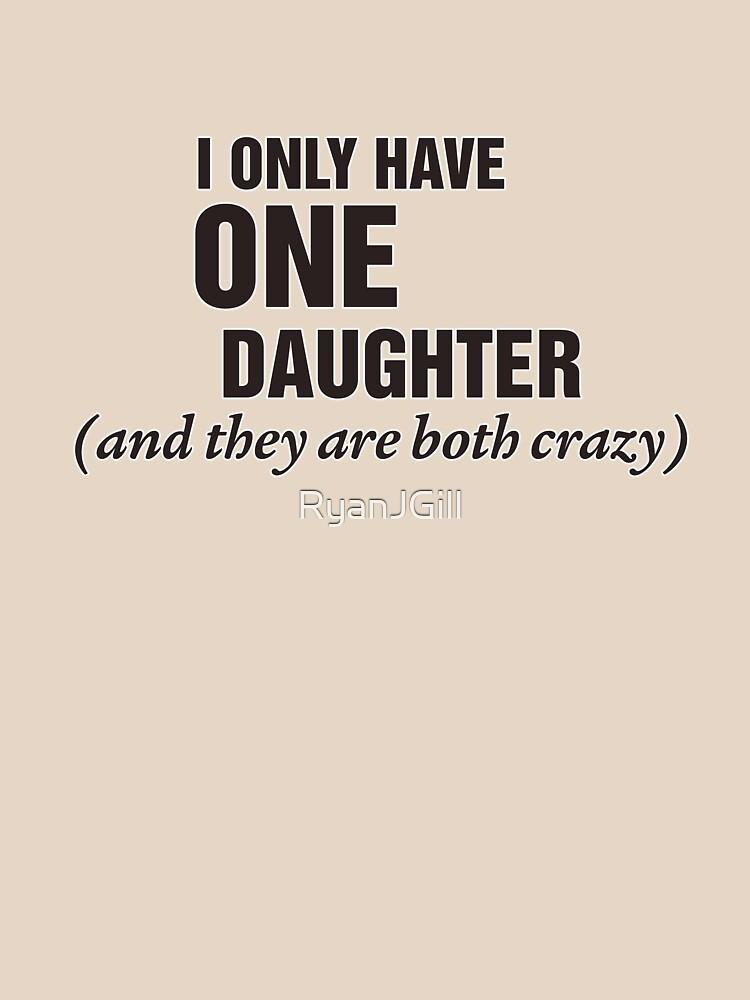 Crazy Daughter by RyanJGill