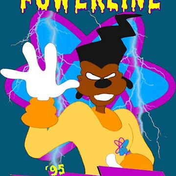 Powerline by sharlakims