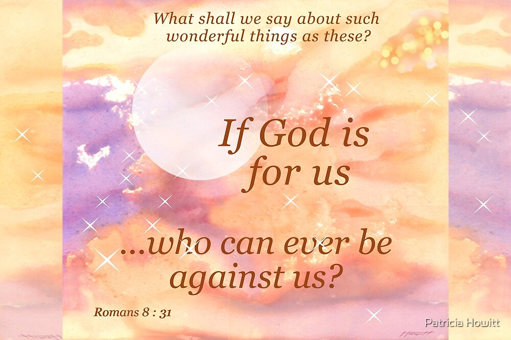 If God Is For Us by Patricia Howitt