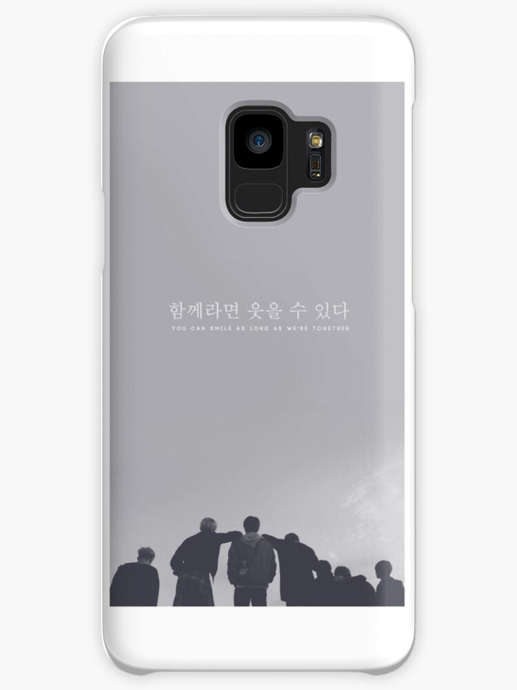 cool BTS case by Rita cheese