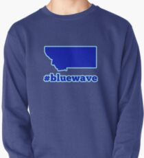 Blue Wave (Montana) Pullover