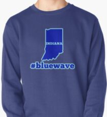 Blue Wave (Indiana) Pullover