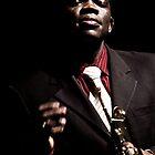 Terrence Ngassa by Jean M. Laffitau