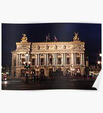 Palais Garnier Poster
