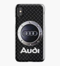 Pin Audi Logo iPhone Case/Skin