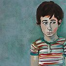 Nate by Rina Miriam  Drescher