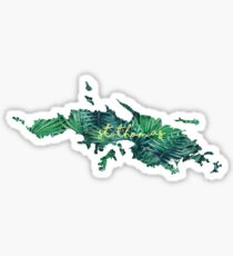 St. Thomas, USVI Sticker