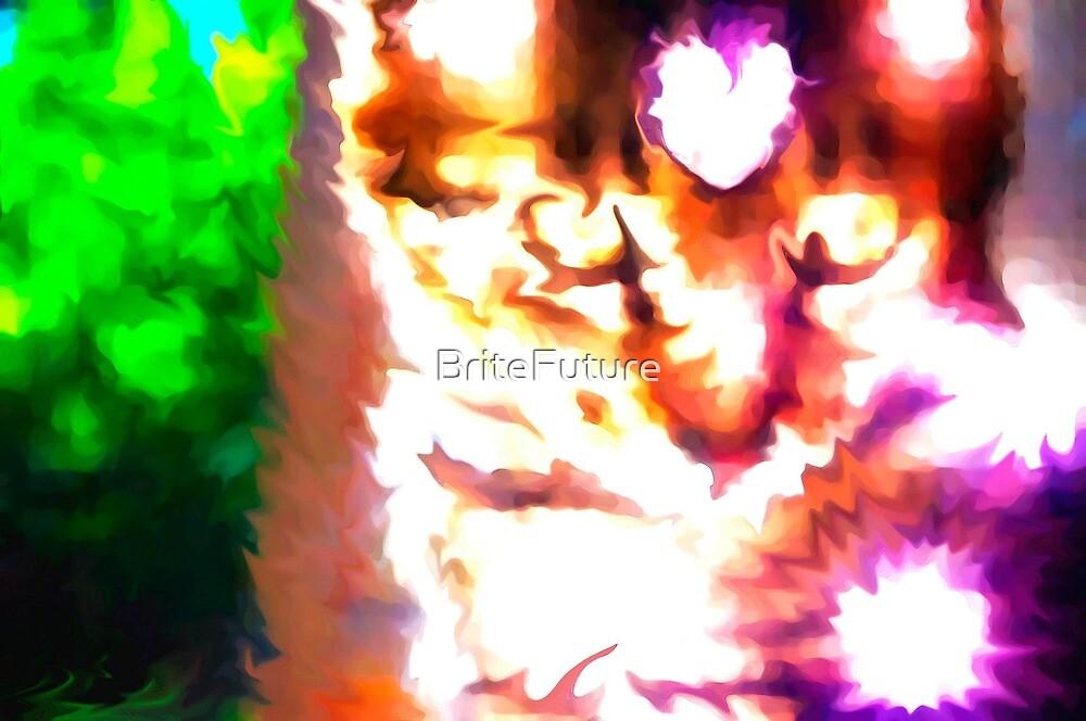 cosmos en pastel by BriteFuture