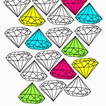 DIAMONDS by adalae