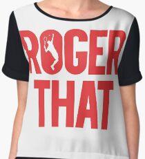Blusa Roger That Federer
