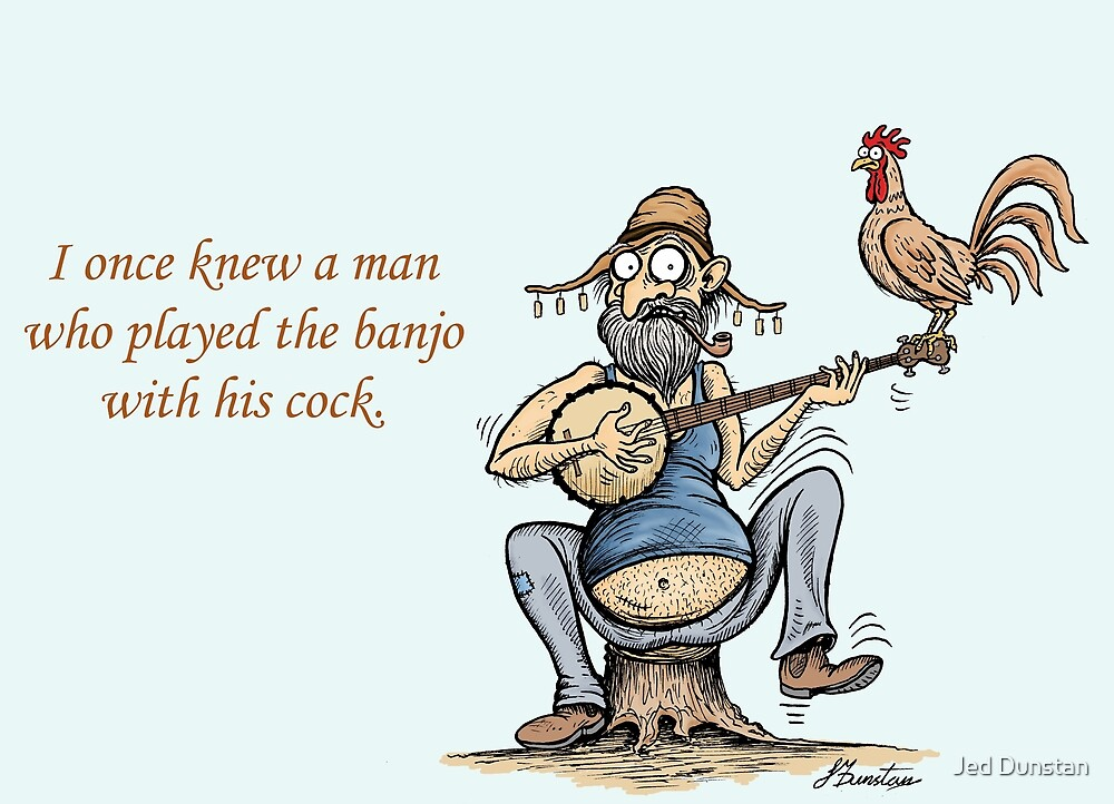I Once Knew A Man... by Jed Dunstan