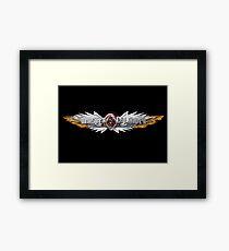 "Master Cylinder ""Get Your Wings"" Framed Print"