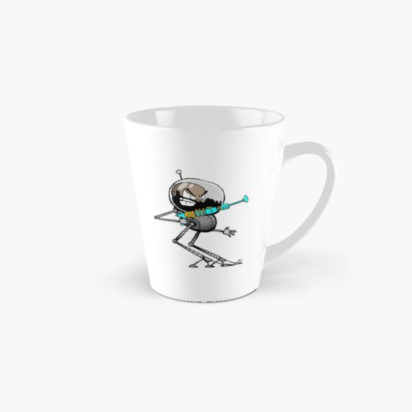 Space Aaron Robot Tall Mug