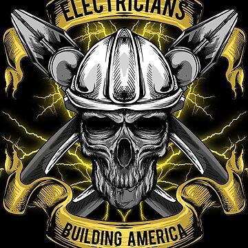 Electricians, Building America by nickbiancardi