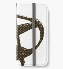 Posh AZ Signature Logo iPhone Wallet/Case/Skin