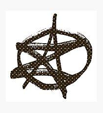 Posh AZ Signature Logo Photographic Print