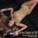 Staci in Gold for BB Cover by Julian Wilde