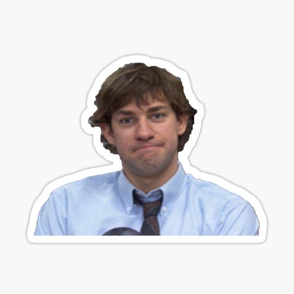 Jim Halpert - The Office Sticker