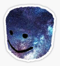 galaxy oof Sticker