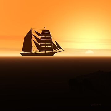 Windjammer by valzart