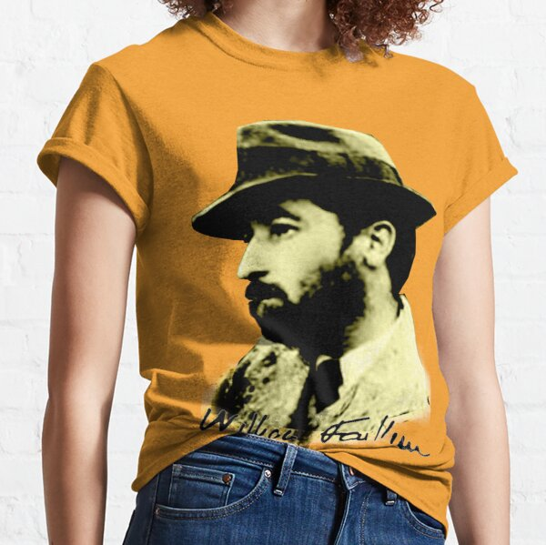 Faulkner – Bearded Young Bohemian  Classic T-Shirt