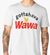 wawa convenience store Men's Premium T-Shirt