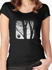 Lunar - TTV Women's Fitted Scoop T-Shirt