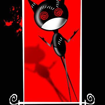 PSYCHO LEGACY CARD 1 by yngart