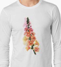 beautiful illustration of Hand Painted flower Wild  T-Shirt