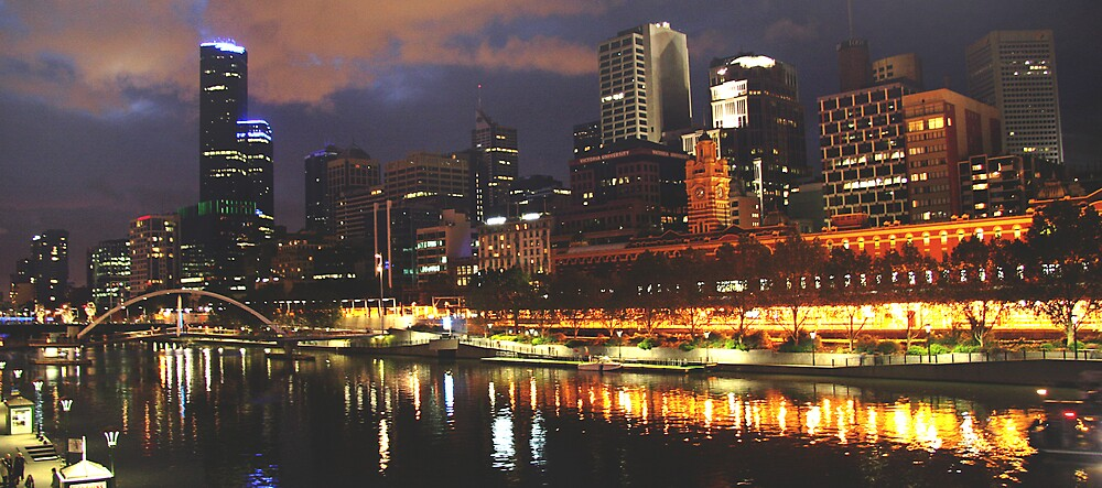 Southbank to Flinders by Jye Murray
