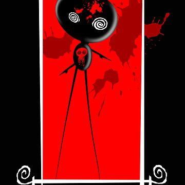 PSYCHO LEGACY CARD 3 by yngart