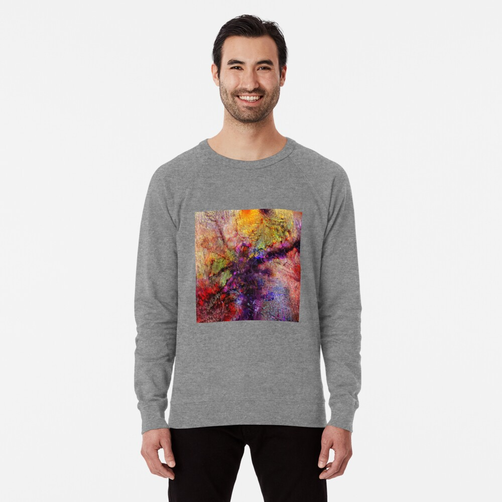 Qualia's Bridge L Lightweight Sweatshirt
