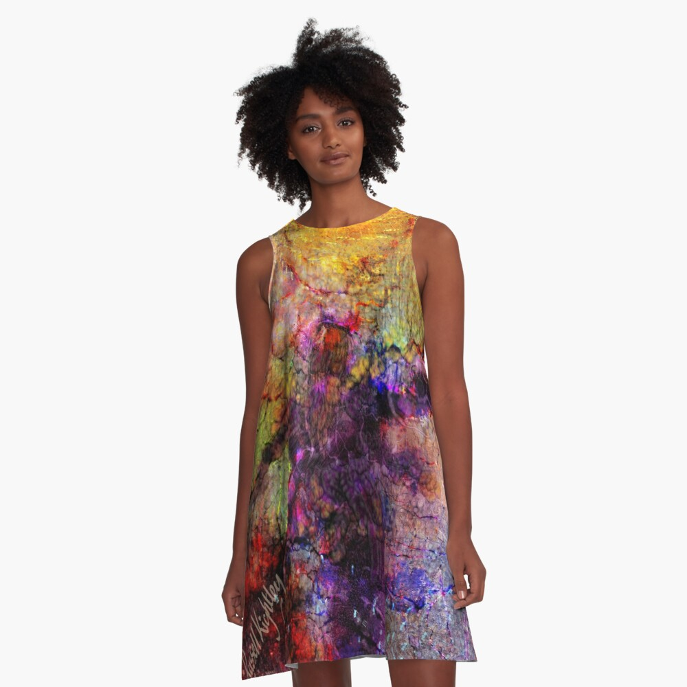 Qualia's Bridge L A-Line Dress