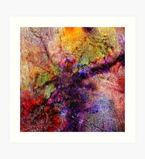 Qualia's Bridge L Art Print