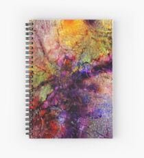 Qualia's Bridge L Spiral Notebook