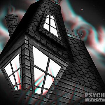 PSYCHO LEGACY CARD 6 by yngart