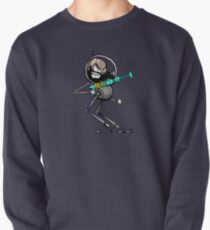 Space Aaron Robot Pullover