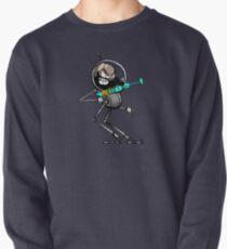 Space Aaron Robot Pullover Sweatshirt