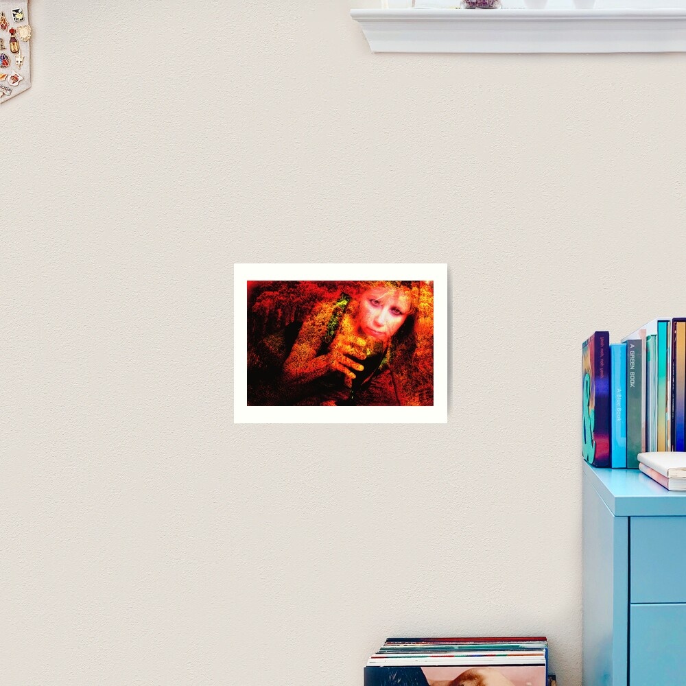 Composite Art Art Print